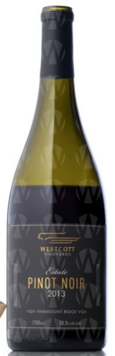 Westcott Ridge Winery Estate Pinot Noir