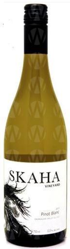 SKAHA Vineyard Pinot Blanc