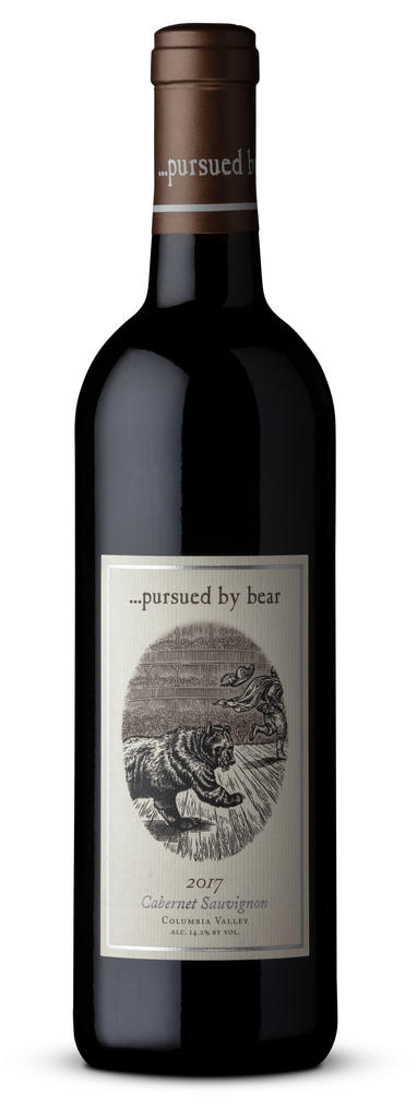 ...pursued by bear Pursued by Bear Cabernet Sauvignon Bottle Preview
