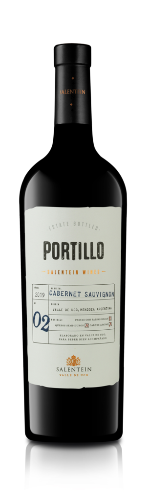 Bodegas Salentein Portillo Cabernet Sauvignon Bottle Preview