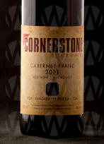 Cornerstone Estate Winery Cabernet Franc