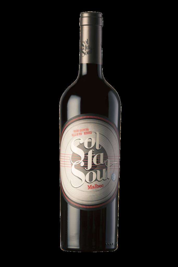 Marcelo Pelleriti Wines Sol fa Soul Malbec Bottle Preview