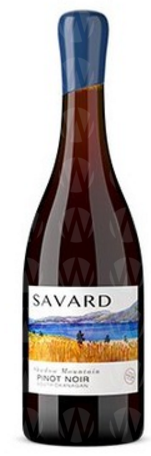 Savard Vines Shadow Mountain Pinot Noir