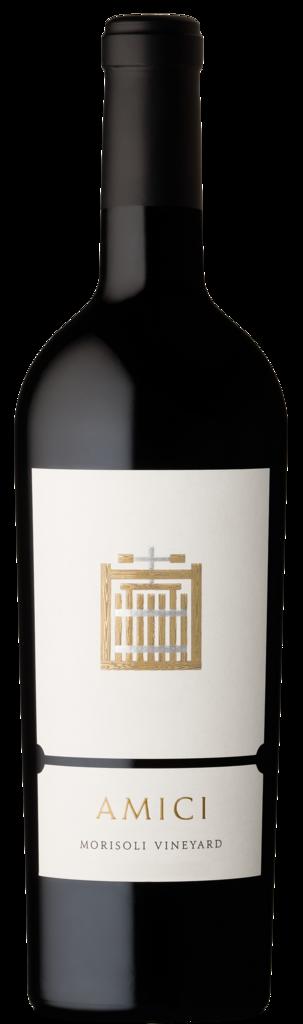 Amici Cellars Amici Morisoli Vineyard Cabernet Sauvignon Bottle Preview