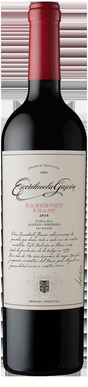 Escorihuela Gascón ESCORIHUELA GASCÓN - CABERNET FRANC Bottle Preview