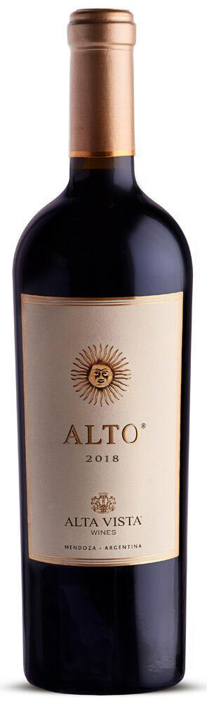 Alta Vista Wines Alta Vista Alto Bottle Preview
