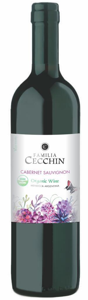 Famila Cecchin Organic & Natural Wines Natural Wine non added sulphites Familia Cecchin Cabernet Sauvignon Bottle Preview