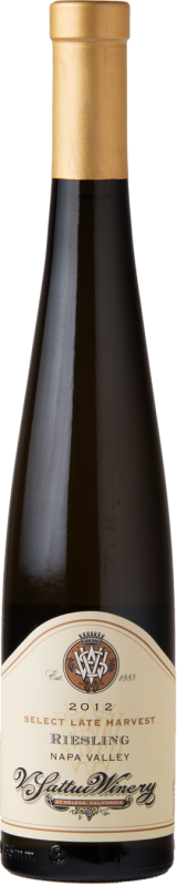 V. Sattui Winery Late Harvest Napa Riesling Bottle Preview