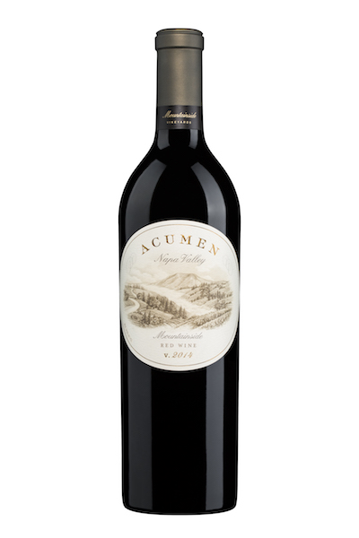 Acumen Wines Mountainside Red Wine Bottle Preview