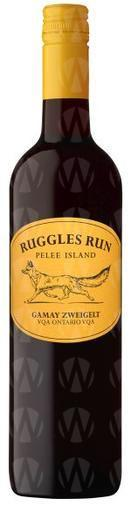 Pelee Island Winery Ruggles Run Gamay Noir Zweigelt