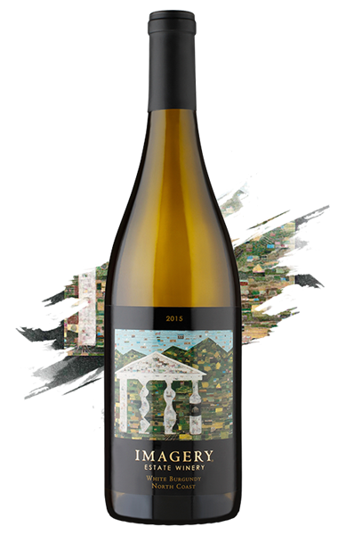 Imagery Estate Winery Imagery White Burgundy Bottle Preview