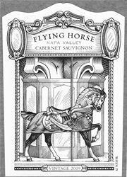 Flying Horse Winery Logo