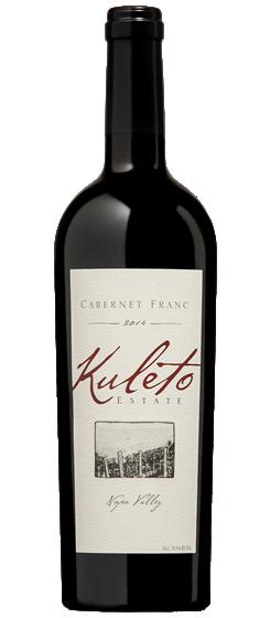 Kuleto Estate Cabernet Franc Bottle Preview