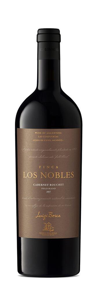Luigi Bosca Finca Los Nobles · Cabernet Bouchet Bottle Preview