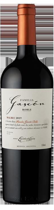 Escorihuela Gascón FAMILIA GASCÓN ROBLE - MALBEC Bottle Preview