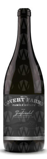 Covert Farms Family Estate Winery Grand Reserve Zinfandel