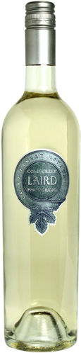 Laird Family Estate Cold Creek Ranch Pinot Grigio Bottle Preview