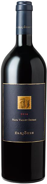 Darioush Winery SIGNATURE SHIRAZ, NAPA VALLEY Bottle Preview
