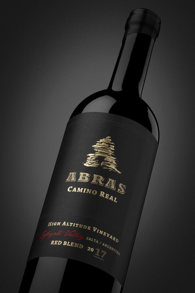 ABRAS CAMINO REAL Bottle