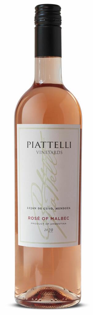 Piattelli Rosé of Malbec Bottle