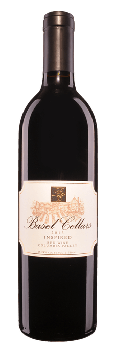 Basel Cellars Estate Winery Inspired Bottle Preview