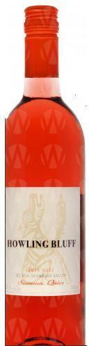 Howling Bluff Estate Winery Summa Quies Rosé