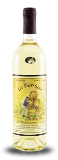 Vignoble Du Mitan La Barrique