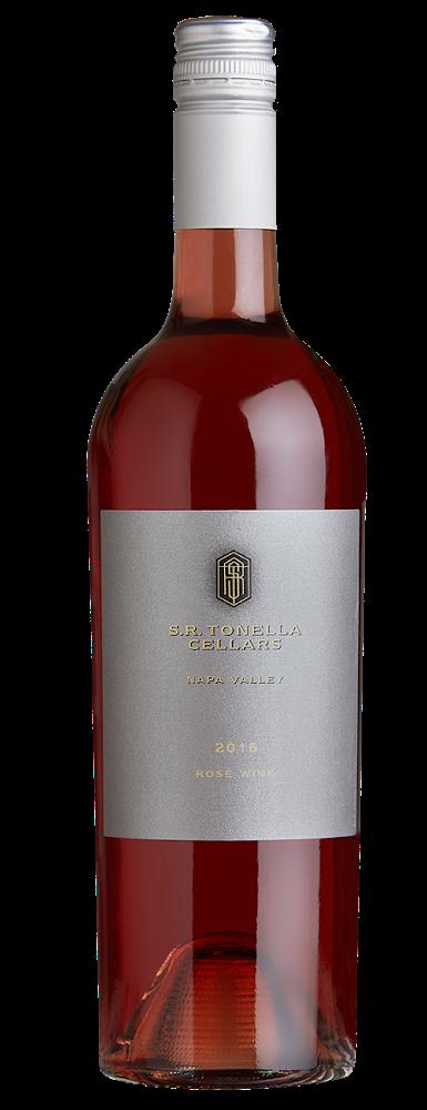 S. R. Tonella Cellars Rosé Bottle Preview