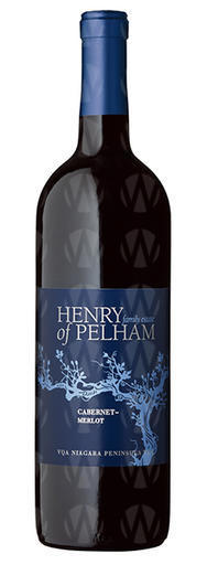 Henry of Pelham Family Estate Winery Cabernet - Merlot