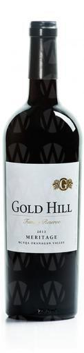 Gold Hill Winery Meritage