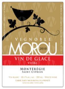 Vignoble Morou Vin de glace