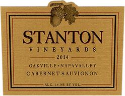 Stanton Vineyards Cabernet Sauvignon Bottle Preview