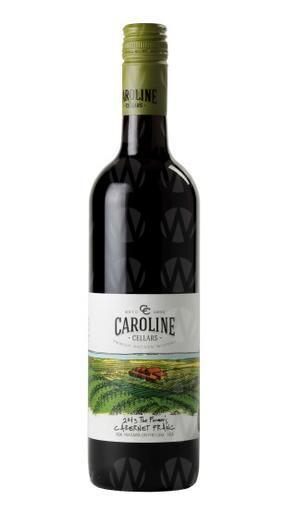 Caroline Cellars Winery Cabernet Franc