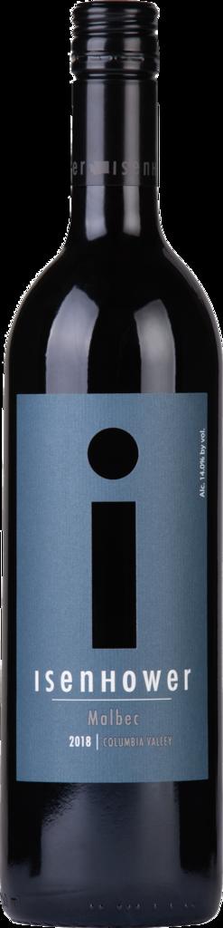 Isenhower Cellars i-Label Malbec Bottle Preview