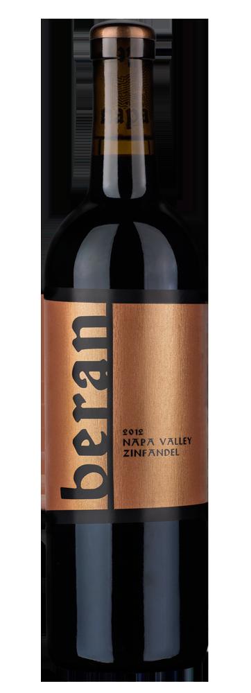 Beran Napa Valley Zinfandel Bottle Preview