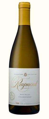 Raymond Vineyards Signature Collection Napa Valley Chardonnay Bottle Preview
