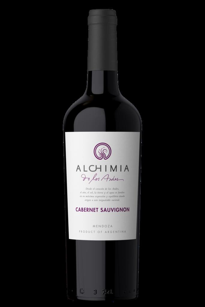 Alchimia Wines Alchimia Cabernet Sauvignon Bottle Preview