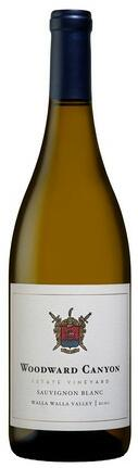 Woodward Canyon Winery Estate Sauvignon Blanc Bottle Preview