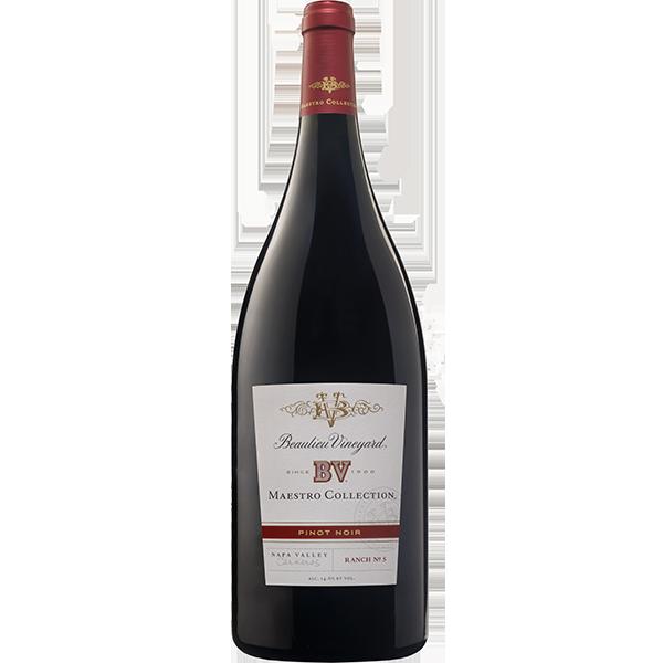 Beaulieu Vineyard BV Maestro Collection Pinot Noir Ranch No. 5 Carneros Magnum Bottle Preview