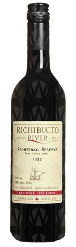 Richibucto River Wine Estate Frontenac Reserve