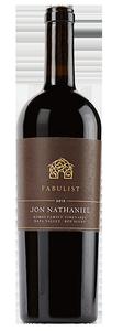 Jon Nathaniel Cellars Fabulist Red Blend Bottle Preview