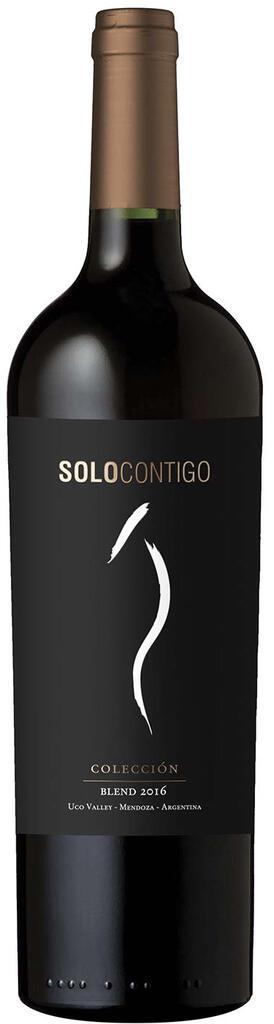 SoloContigo Wine Colección Blend Bottle Preview