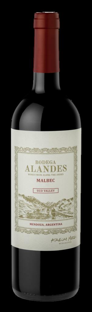 ALANDES Uco Valley Bottle