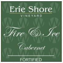 Erie Shore Vineyard Fire & Ice Cabernet