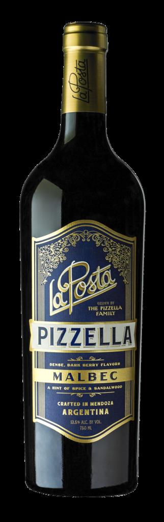 La Posta Vineyards LA POSTA PIZZELLA MALBEC Bottle Preview