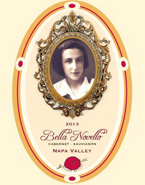 Paoletti Estates Winery Bella Novello Cabernet Sauvignon Bottle Preview