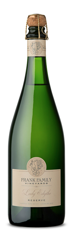 Frank Family Vineyards Lady Edythe Reserve Brut Bottle Preview