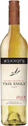 40 Knots Estate Winery Trie Emily