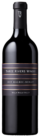 Three Rivers Winery Three Rivers Winery Malbec-Merlot Bottle Preview