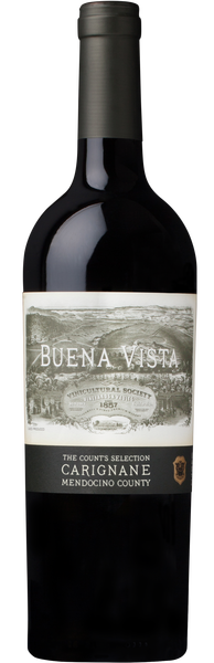 Buena Vista Winery Count's Selection Carignane Bottle Preview